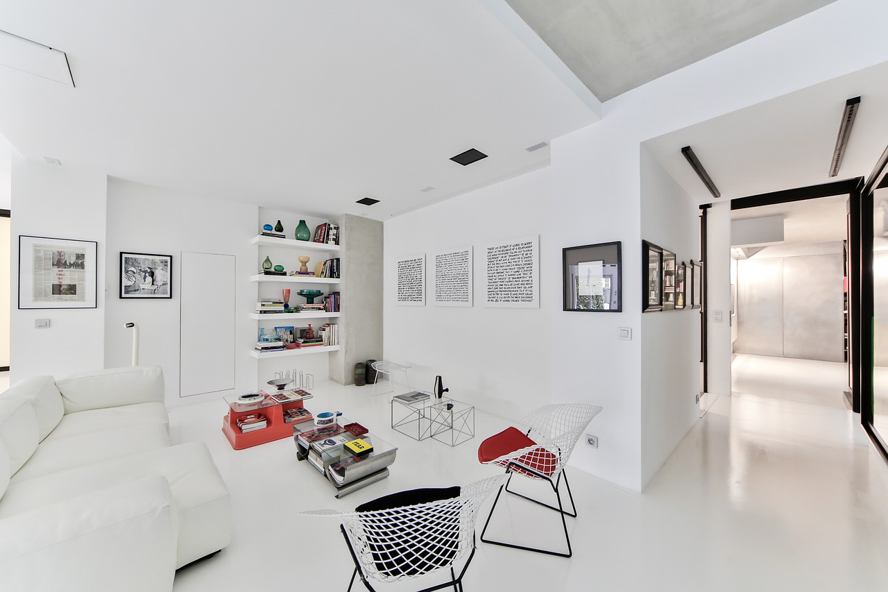 Jak wykonać loft? Aranżacja nowoczesnych loftów – projekt wnętrz loftu: lampy loftowe