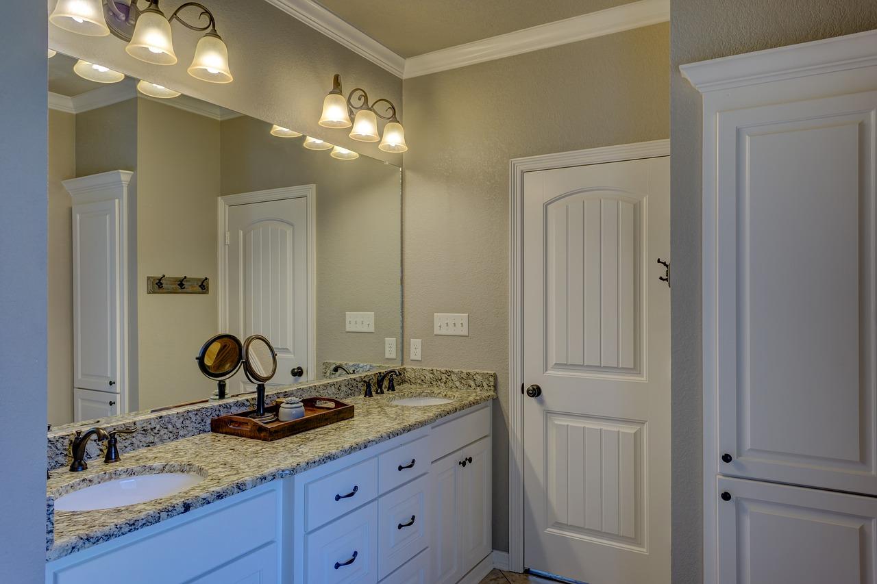 Płytki łazienkowe Stalowa Wola. Najciekawsze projekty łazienek – płytki łazienkowe zielone aranżacje