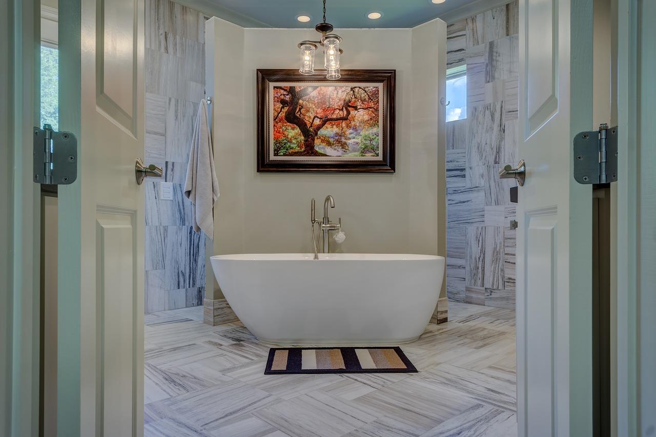 Płytki łazienkowe – jakie wybrać?
